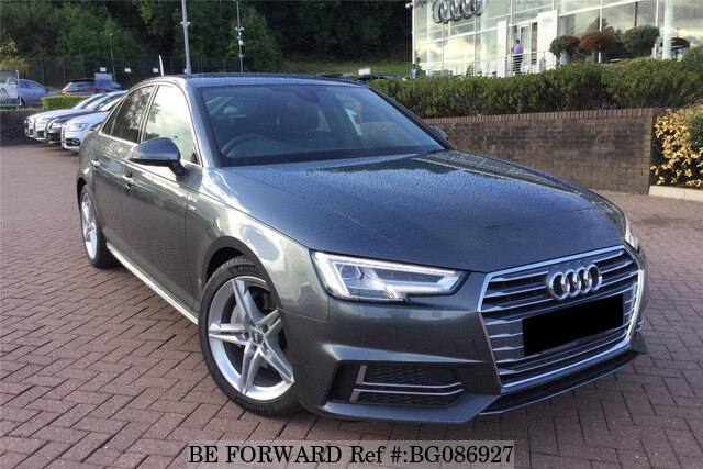 Used 2018 AUDI A4 BG086927 for Sale