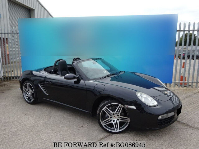 Used 2005 PORSCHE BOXSTER BG086945 for Sale