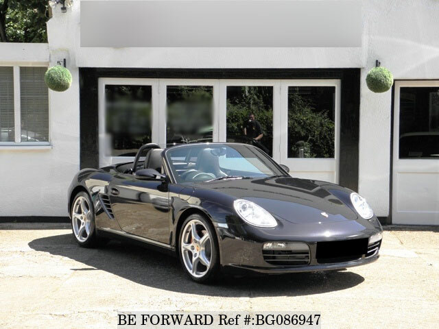 Used 2005 PORSCHE BOXSTER BG086947 for Sale