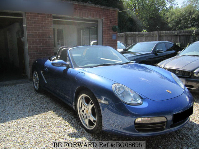 Used 2005 PORSCHE BOXSTER BG086951 for Sale