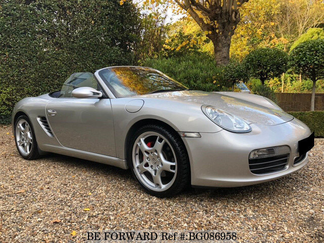 Used 2005 PORSCHE BOXSTER BG086958 for Sale