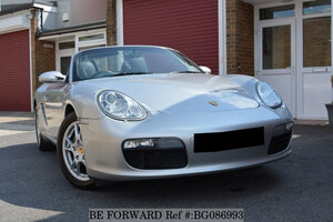 Used 2006 PORSCHE BOXSTER BG086993 for Sale