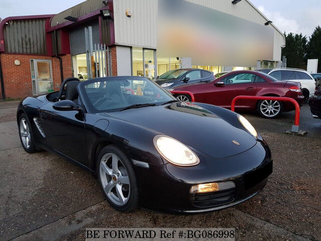 Used 2007 PORSCHE BOXSTER BG086998 for Sale