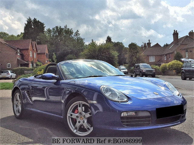 Used 2007 PORSCHE BOXSTER BG086999 for Sale