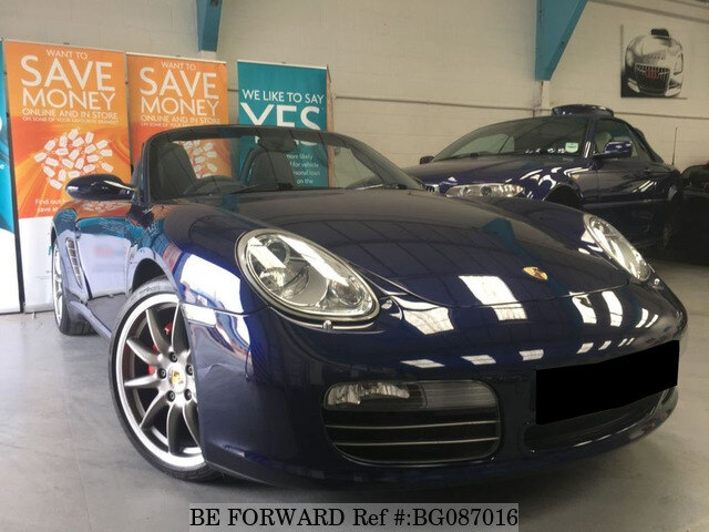 Used 2007 PORSCHE BOXSTER BG087016 for Sale