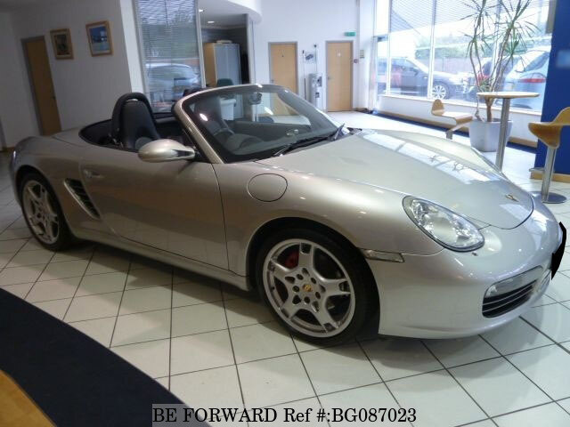 Used 2007 PORSCHE BOXSTER BG087023 for Sale