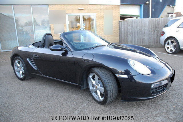 Used 2008 PORSCHE BOXSTER BG087025 for Sale