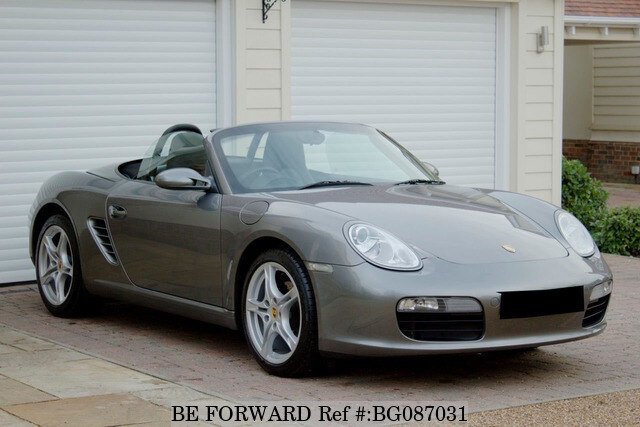 Used 2008 PORSCHE BOXSTER BG087031 for Sale