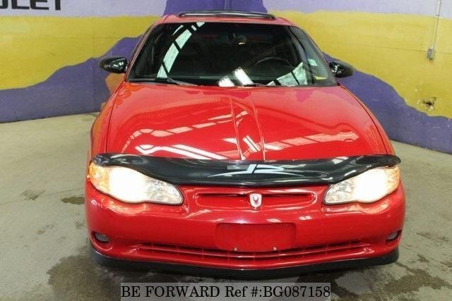 Used 2004 CHEVROLET MONTE CARLO BG087158 for Sale