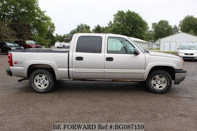 Used 2005 CHEVROLET SILVERADO BG087159 for Sale