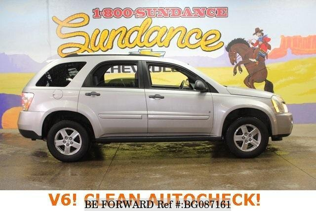 Used 2007 CHEVROLET EQUINOX BG087161 for Sale