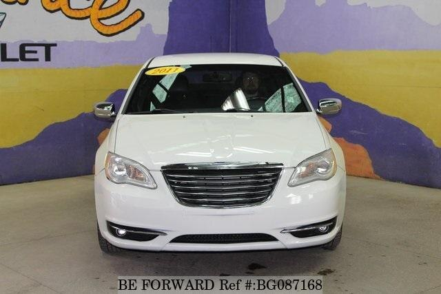 Used 2011 CHRYSLER CHRYSLER OTHERS BG087168 for Sale