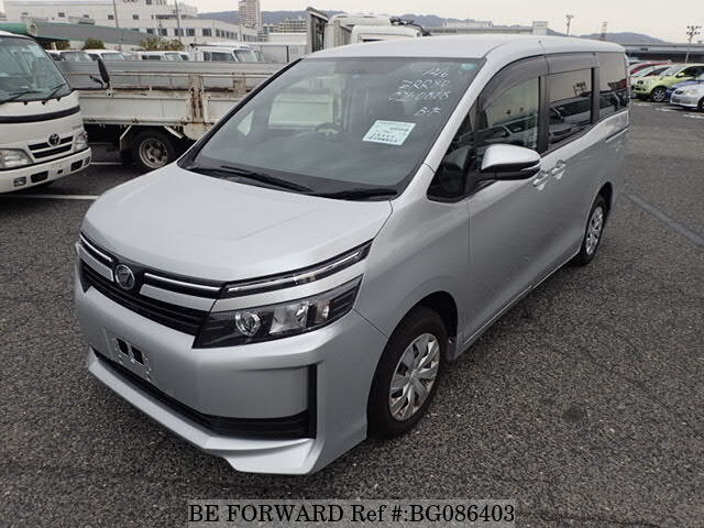 Used 2016 Toyota Voxy X Dba Zrr80g For Sale Bg086403 Be Forward