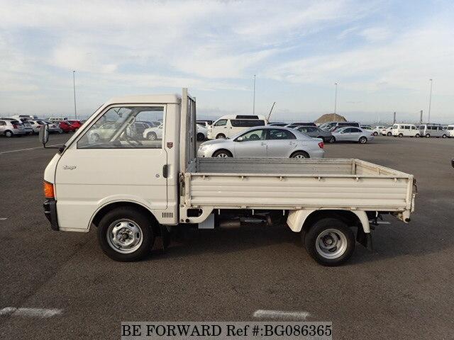 Used 1989 MAZDA BONGO TRUCK/L-SE48T for Sale BG086365 - BE ...