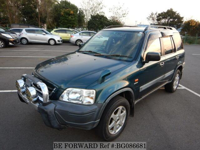 Used 1997 Honda Cr V E Rd1 For Sale Bg086681 Be Forward