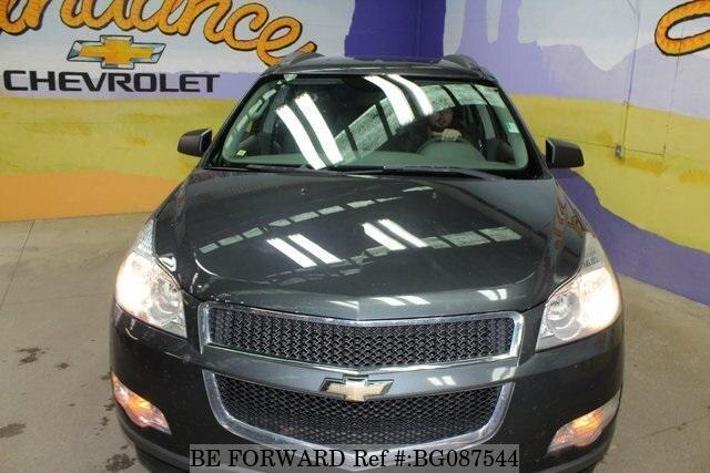 Used 2011 CHEVROLET TRAVERSE BG087544 for Sale