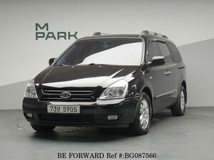 Used 2007 KIA GRAND CARNIVAL BG087566 for Sale