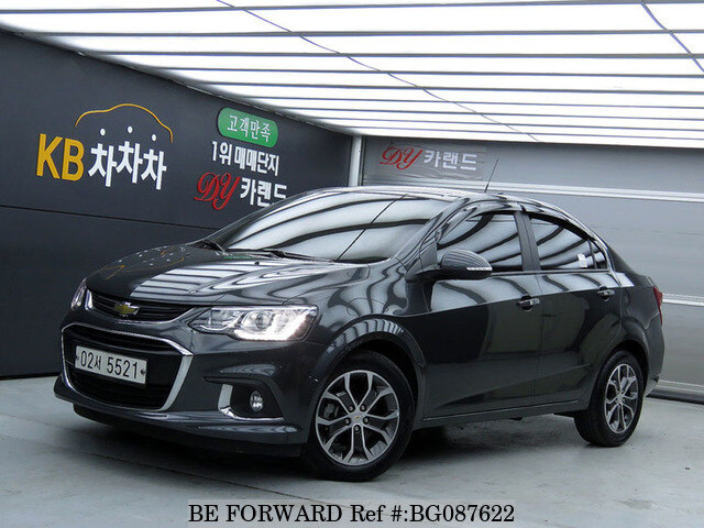 Used 2017 Chevrolet Aveo For Sale Bg087622 Be Forward