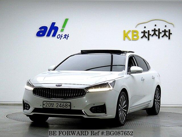 Used 2017 Kia K7 Bg087652 For