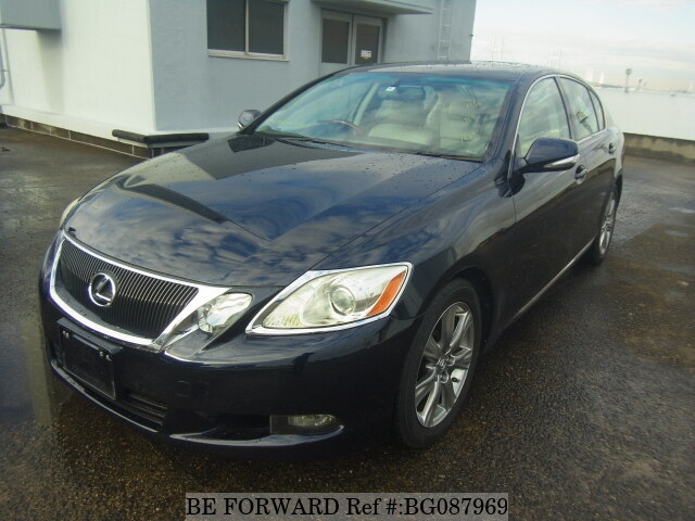 Used 2008 LEXUS GS BG087969 for Sale