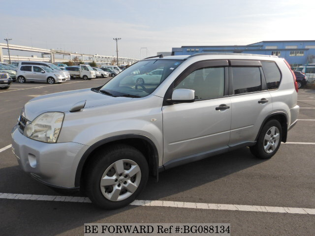 Used 2008 Nissan X Trail 20s Dba Nt31 For Sale Bg088134 Be Forward