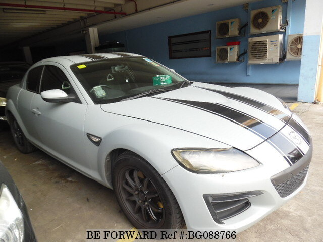 Used 2009 Mazda Rx 8 Rx8 1 3 A Rx8 For Sale Bg088766 Be Forward