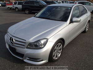 Used 2013 MERCEDES-BENZ C-CLASS BG089079 for Sale