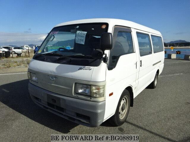 Used 2007 MAZDA BONGO BRAWNY VAN/ADF-SKF6V for Sale ...