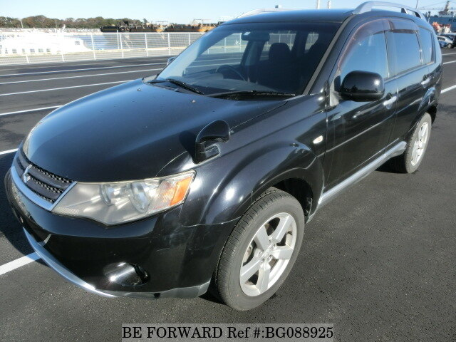 Used 2007 MITSUBISHI OUTLANDER BG088925 for Sale