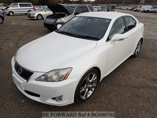Used 2009 LEXUS IS BG088762 for Sale