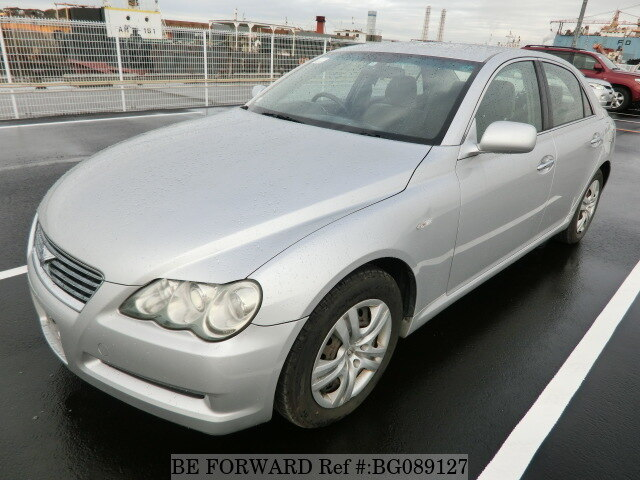 Used 2005 TOYOTA MARK X BG089127 for Sale