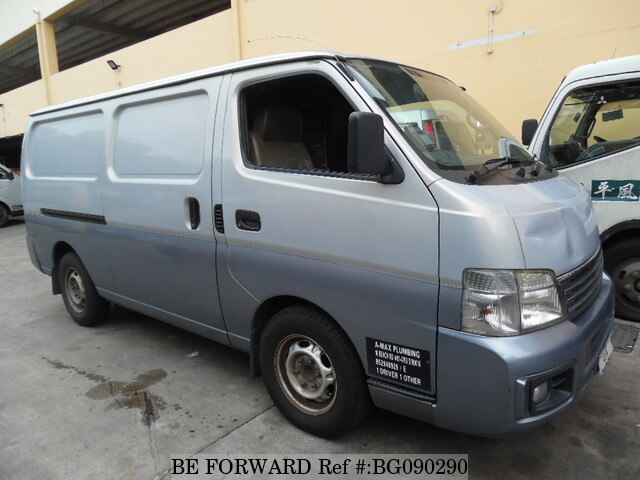 a995056a36 Used 2004 NISSAN URVAN URVAN URVAN for Sale BG090290 - BE FORWARD