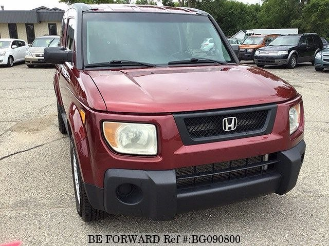 Used 2006 Honda Element 6 Exp For Sale Bg090800 Be Forward