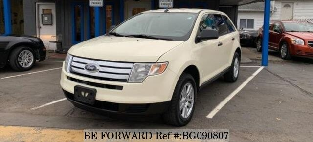2007 Ford Edge For Sale >> Used 2007 Ford Edge 07 For Sale Bg090807 Be Forward