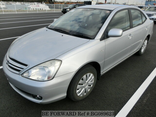 Used 2005 TOYOTA ALLION BG089623 for Sale