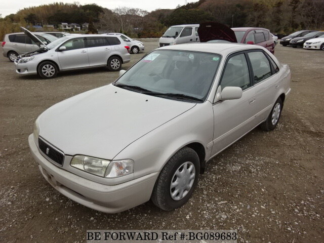 Used 1997 TOYOTA SPRINTER SEDAN BG089683 for Sale