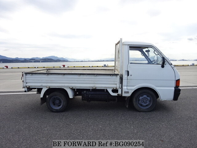 Used 1988 MAZDA BONGO TRUCK/N-SEF8T for Sale BG090254 - BE ...