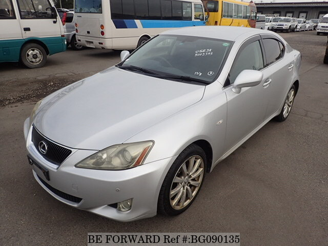 Used 2005 LEXUS IS BG090135 for Sale