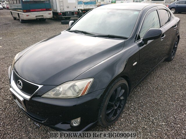 Used 2005 LEXUS IS BG090049 for Sale