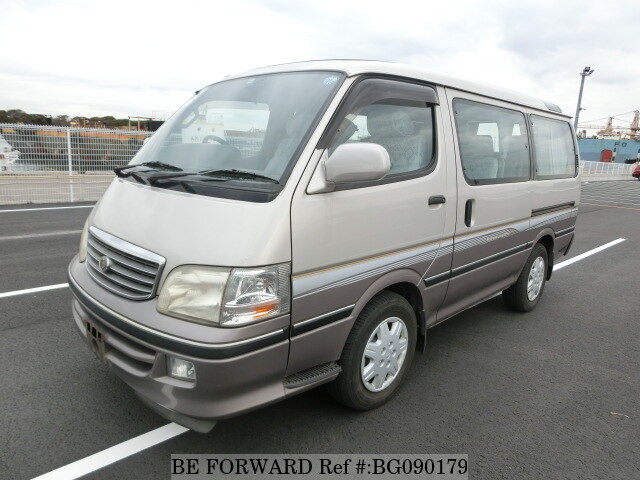 Used 2000 TOYOTA HIACE WAGON BG090179 for Sale