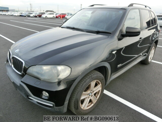 Used 2007 BMW X5 BG090613 for Sale