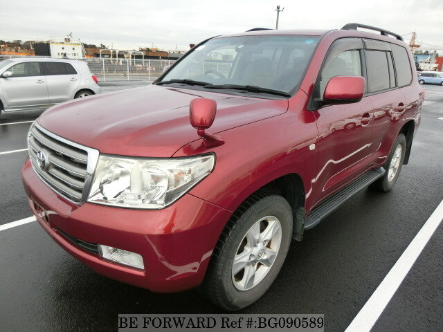 Used 2010 TOYOTA LAND CRUISER BG090589 for Sale
