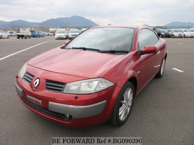 Used 2007 RENAULT MEGANE BG090390 for Sale
