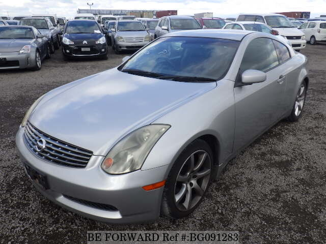 Used 2003 NISSAN SKYLINE COUPE BG091283 for Sale