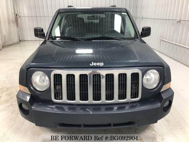used 2007 jeep patriot 07/s for sale bg092904 - be forward