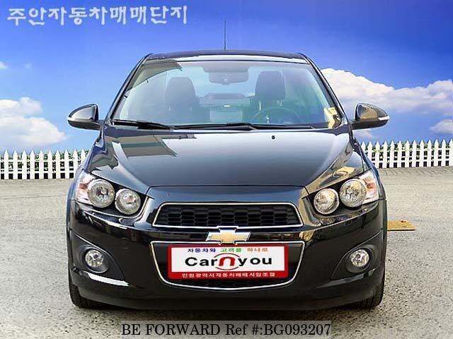 Used 2014 Chevrolet Aveo For Sale Bg093207 Be Forward