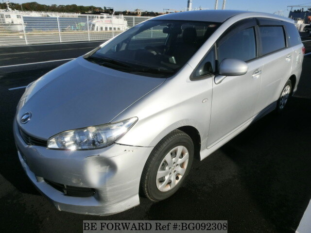 Used 2009 TOYOTA WISH BG092308 for Sale