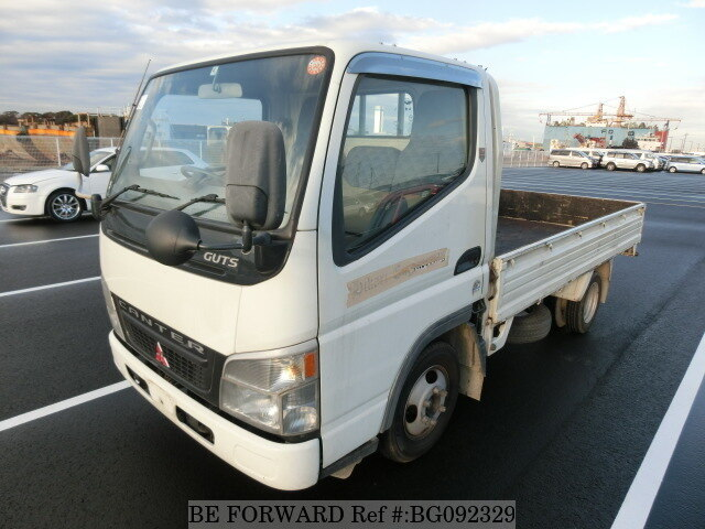 Used 2003 MITSUBISHI CANTER GUTS BG092329 for Sale