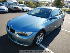 Used 2007 BMW 3 SERIES BG092505 for Sale