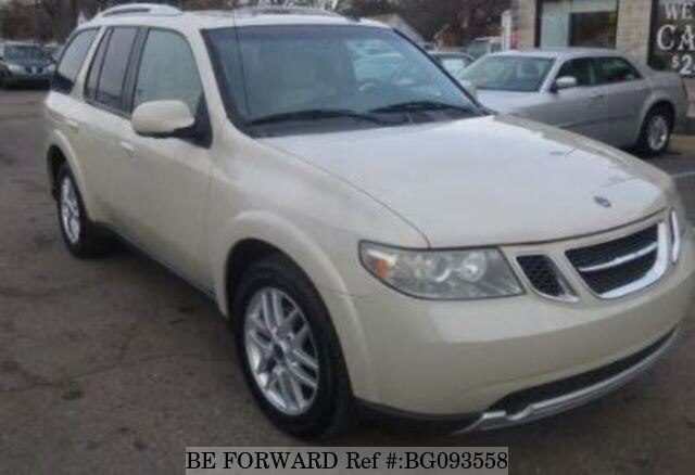 Saab For Sale >> Used 2009 Saab 9 7x 09 I For Sale Bg093558 Be Forward